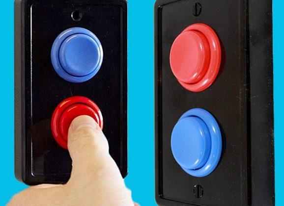Interruptor Arcade para a Casa dos Gamers!