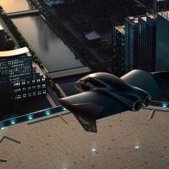 Vem aí o carro voador da Porsche e Boeing!