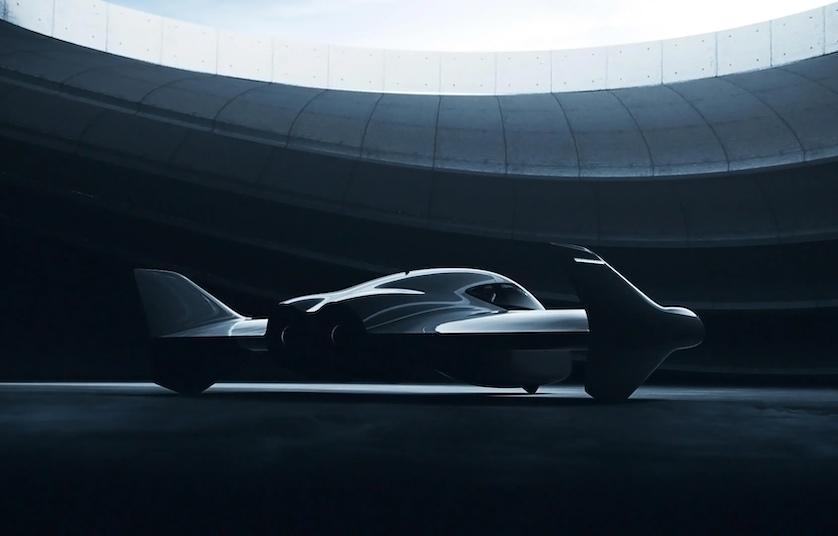 """Vem aí um """"carro voador"""" feito em parceria pela Porsche e Boeing"""