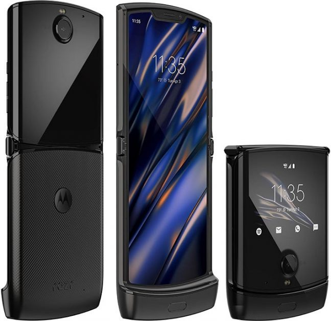 Novo Motorola Razr