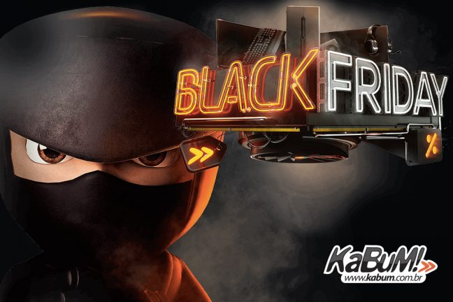 Black Friday KaBuM!