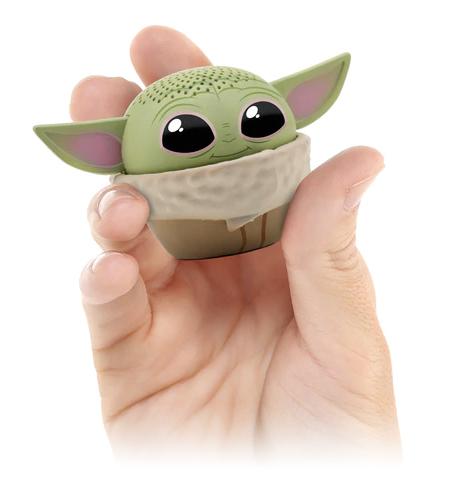 Caixa Baby Yoda da Bitty Boomers
