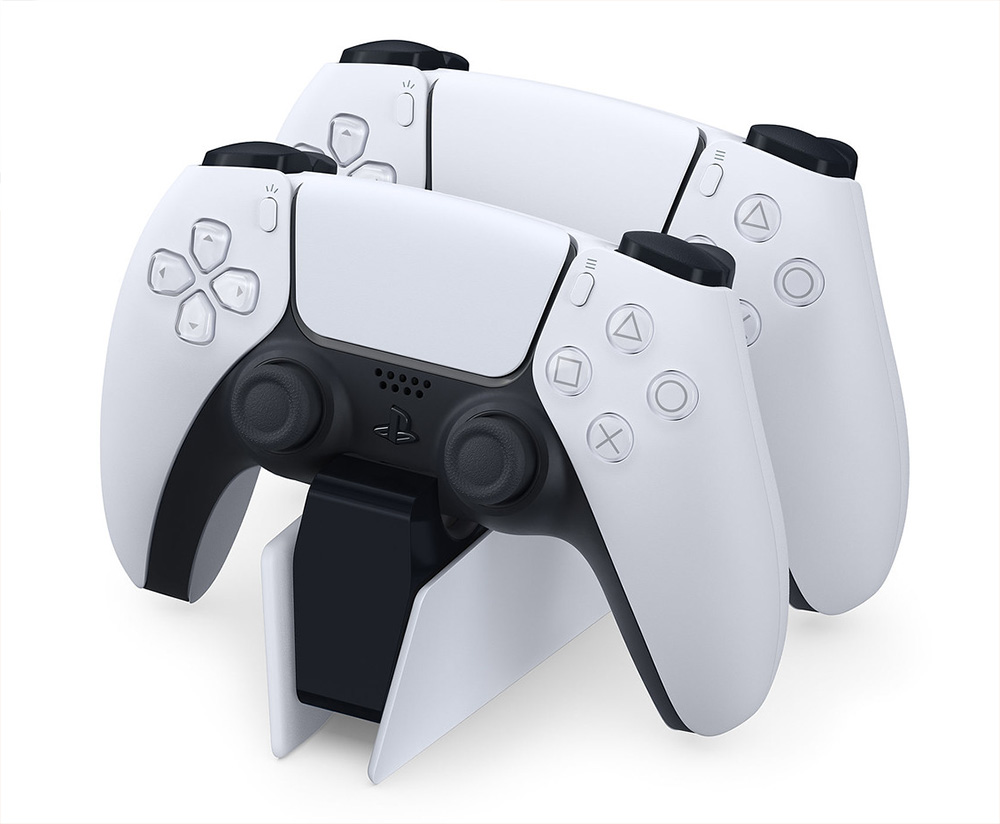 Carregador dos controles do PS5