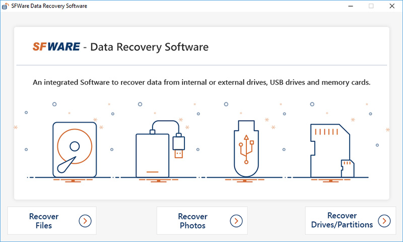 SFWare Data Recovery