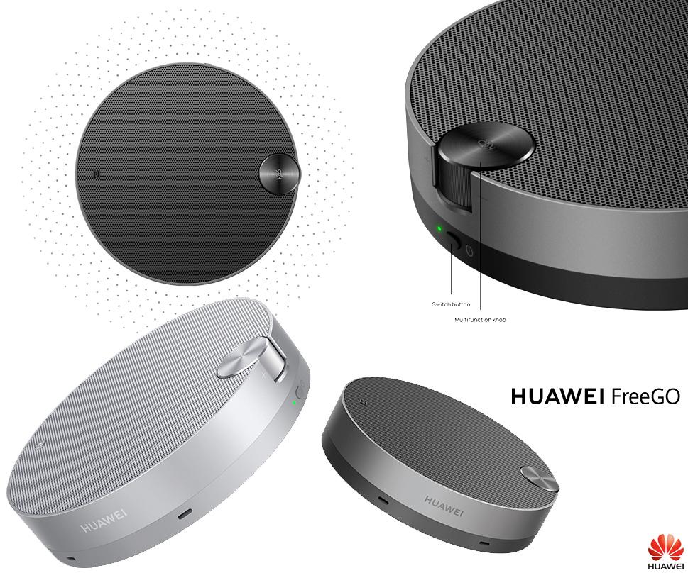 FreeGO Portable Bluetooth Speaker