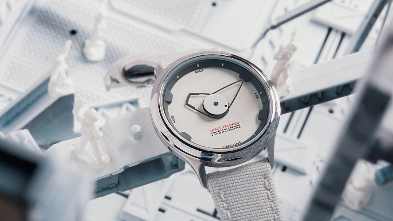 Relogio SpaceXplorer Watch