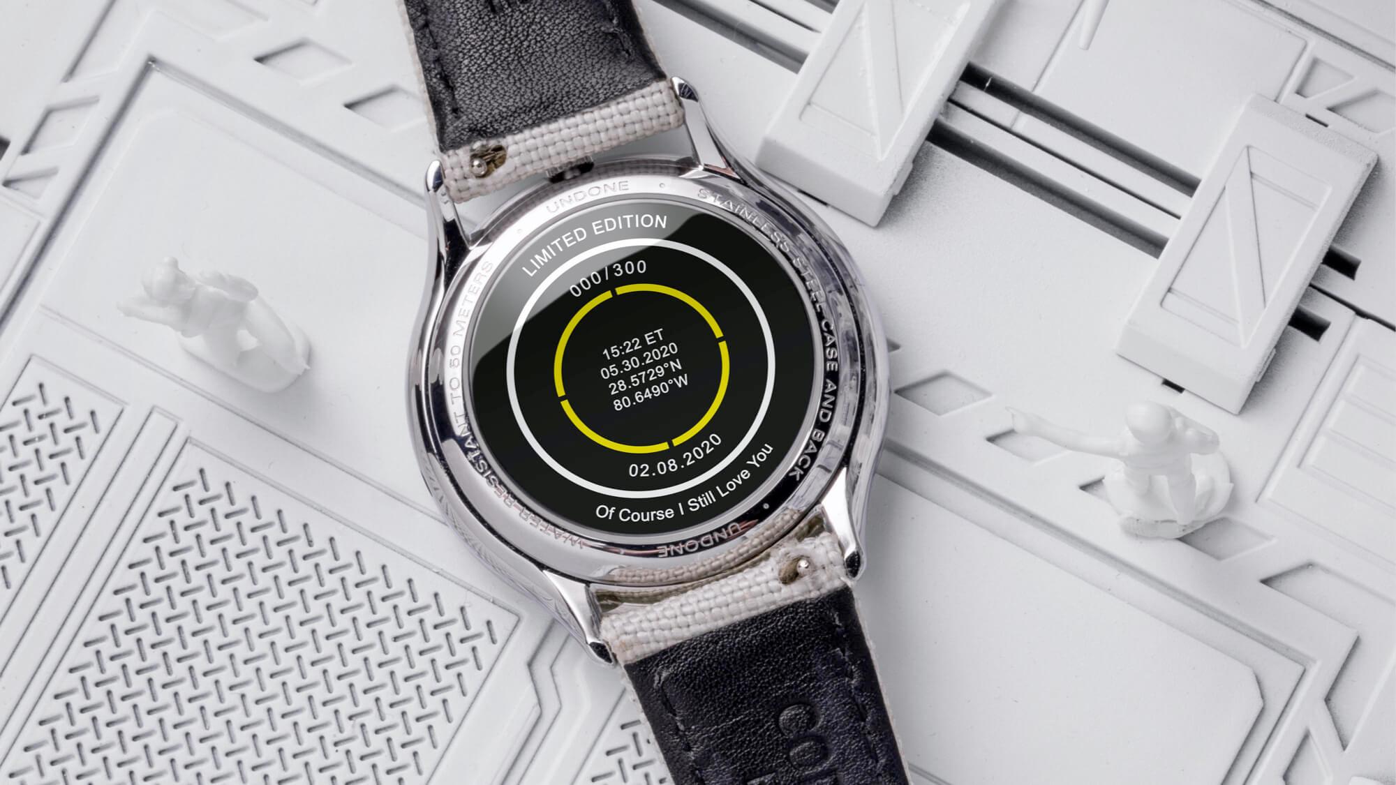 SpaceXplorer Watch