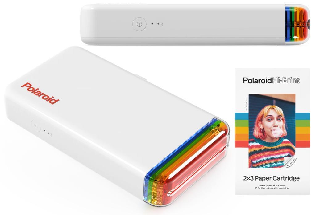 Impressora Portatil Polaroid Hi·Print