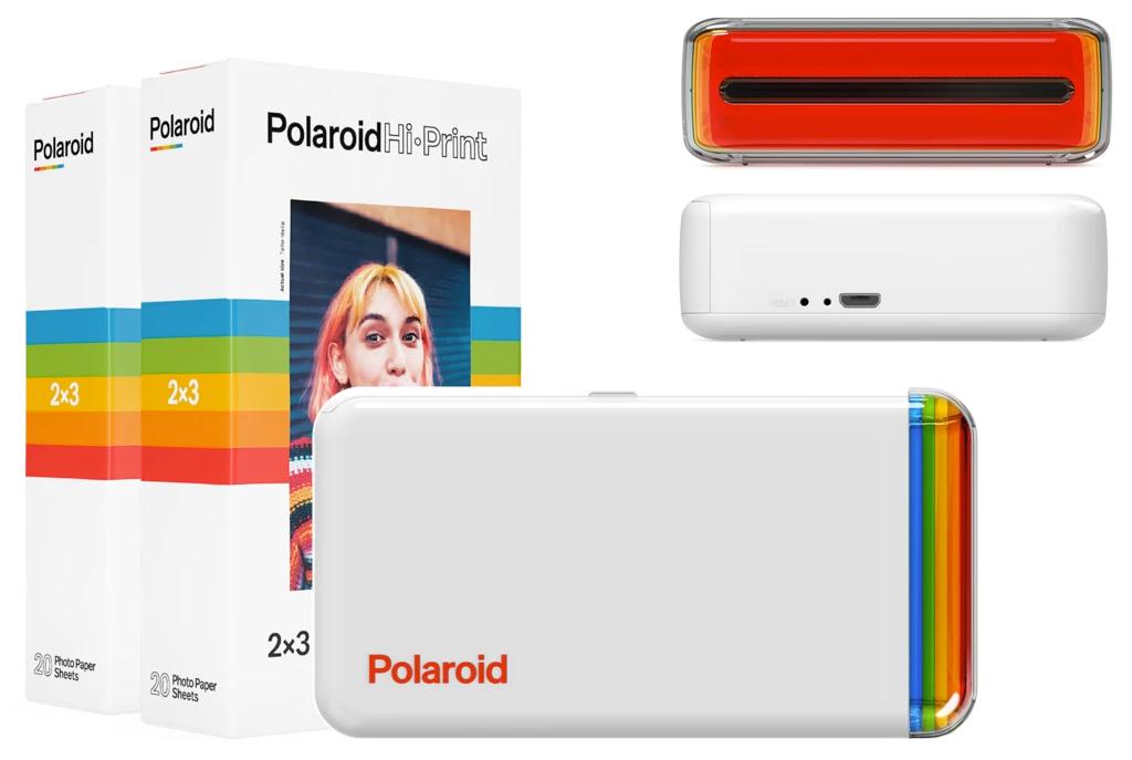 Mini Impressora Polaroid Hi·Print 2x3