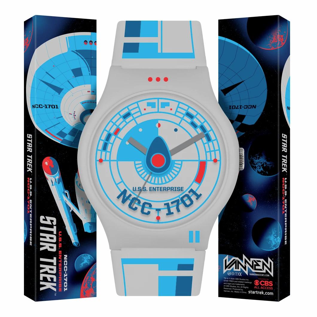 Relógios de Pulso Star Trek