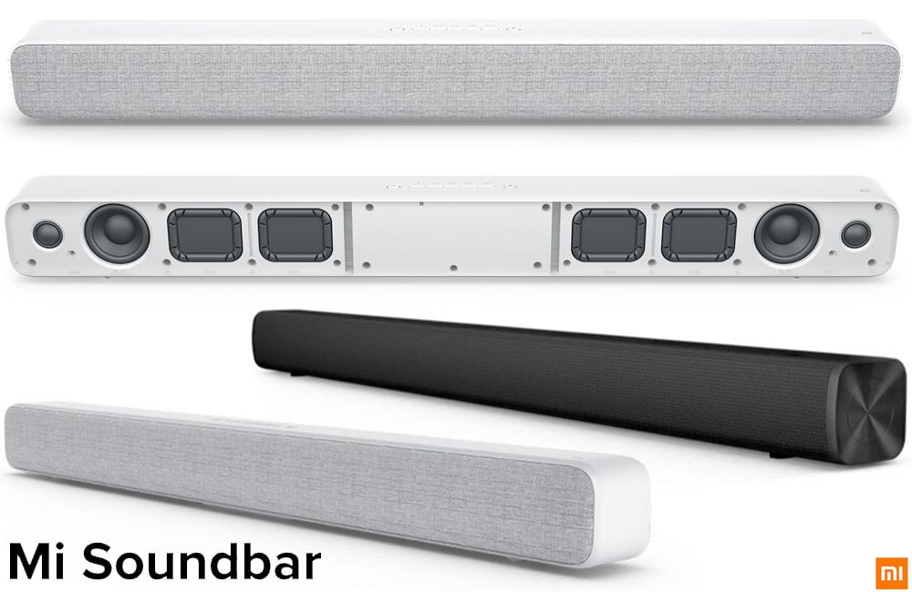 Xiaomi Mi TV Soundbar para Incrementar o Som da TV miniatura