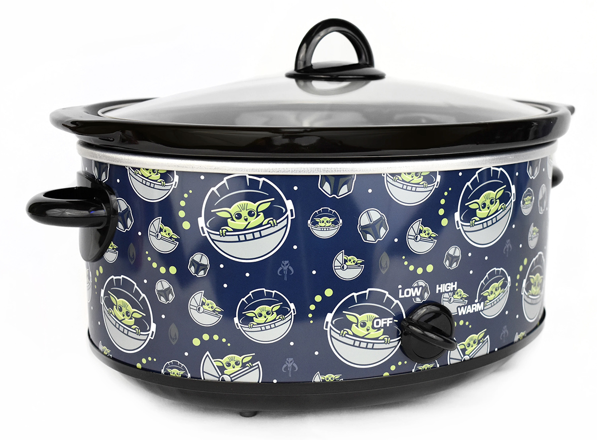 Panela Eletrica The Child Star Wars Slow Cooker