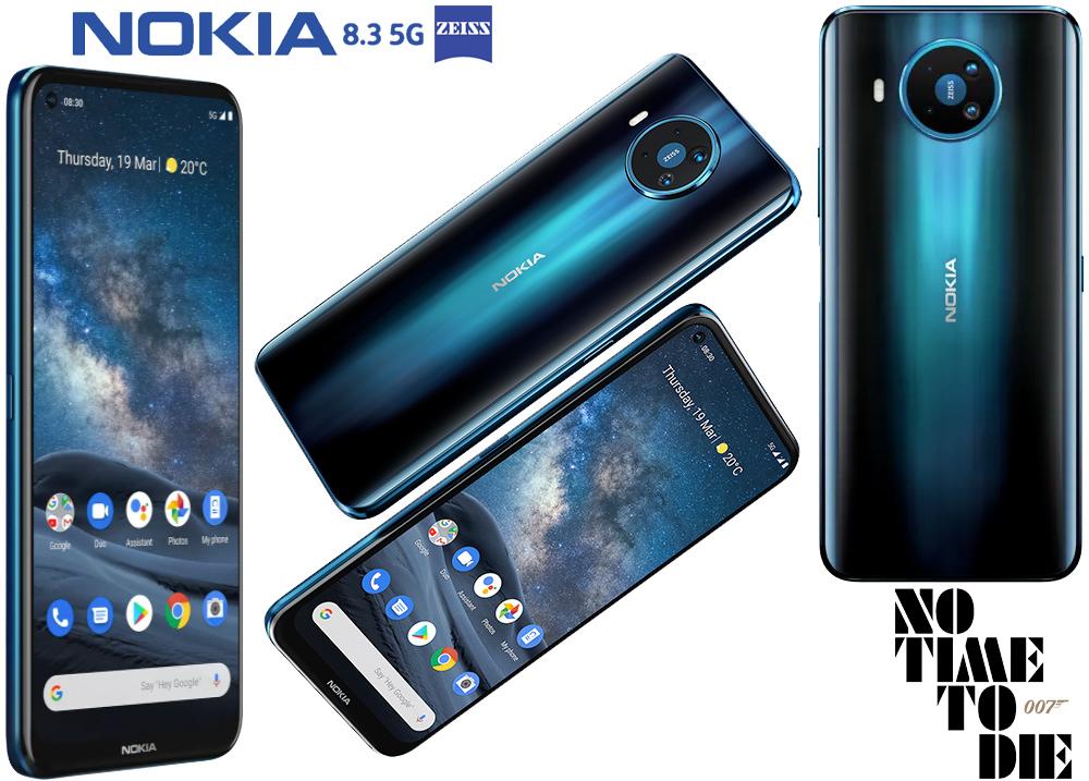 Smartphone Nokia 8.3 5G