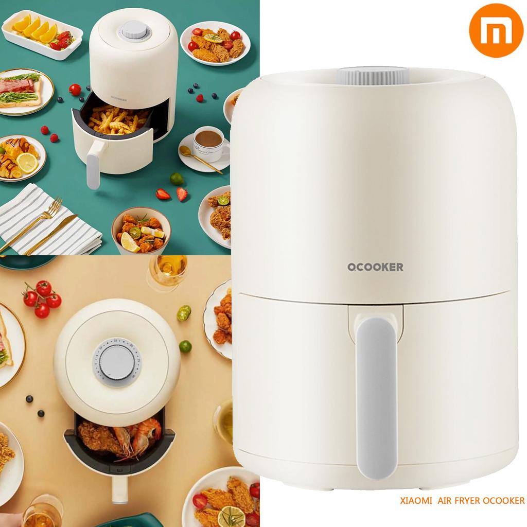 Fritadeira sem Oleo Xiaomi Qcooker Hot Air Fryer
