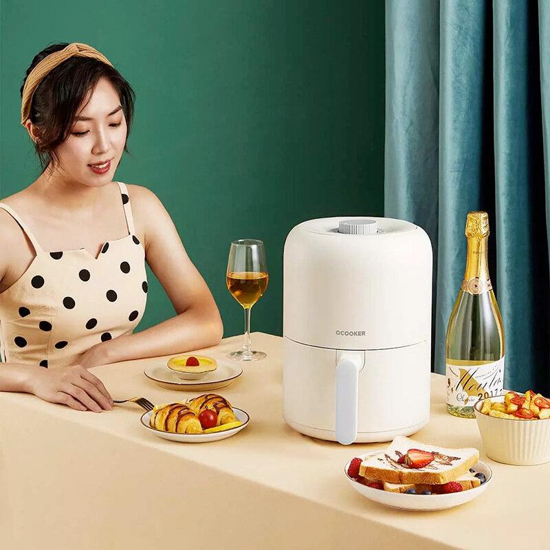 Fritadeira sem Oleo Xiaomi Qcooker