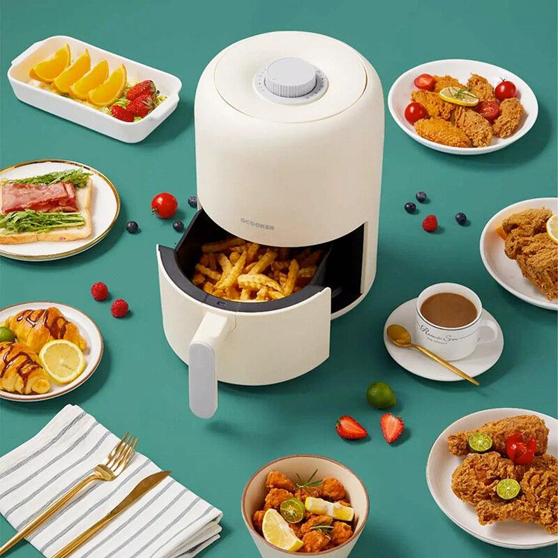 Fritadeira sem Oleo Xiaomi Qcooker Air Fryer