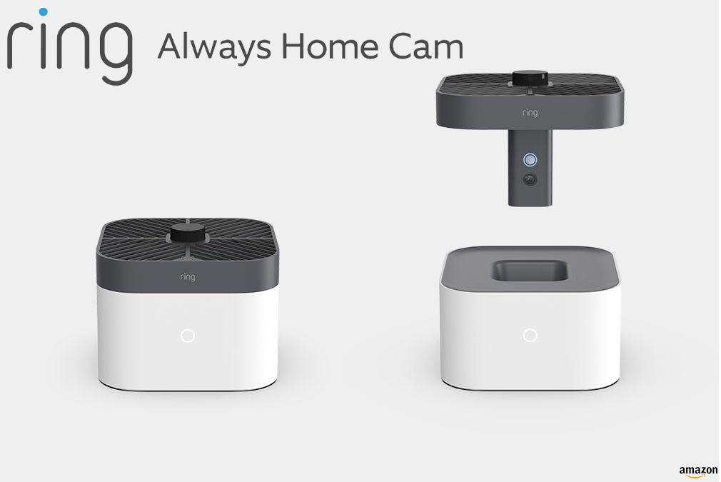 sistema de segurança Ring Always Home Cam