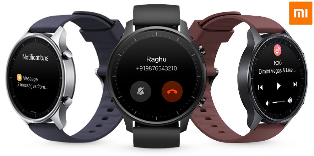 Smarwatch Xiaomi Mi Watch Revolve