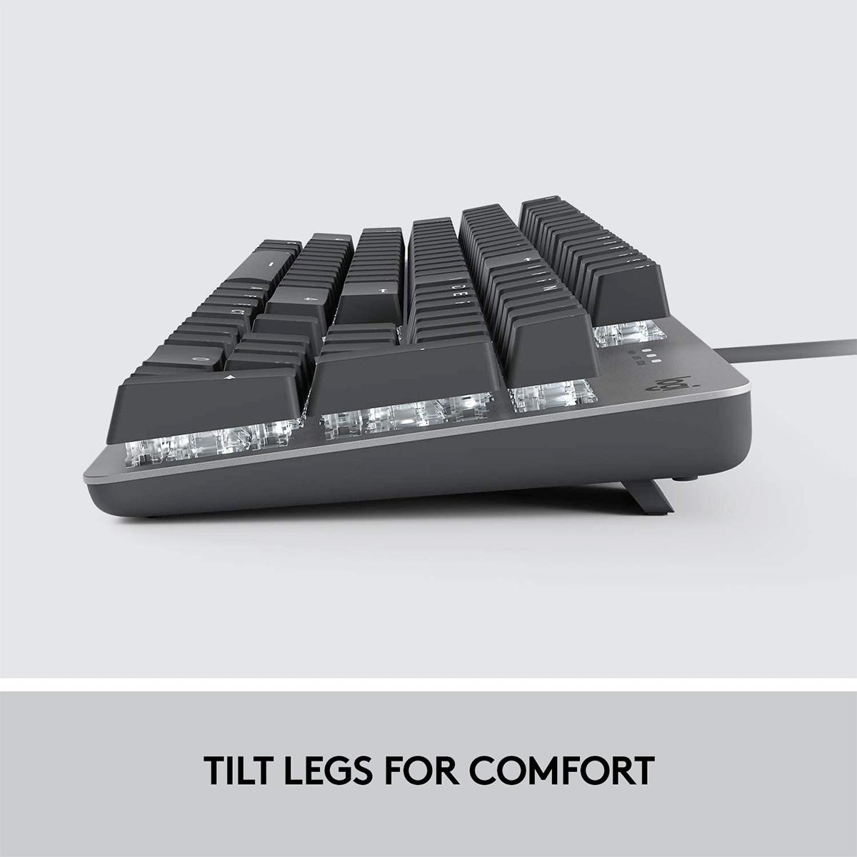 Teclado Logitech K845 Mechanical Keyboard