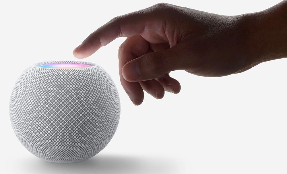 Caixa de Som Inteligente Apple HomePod Mini