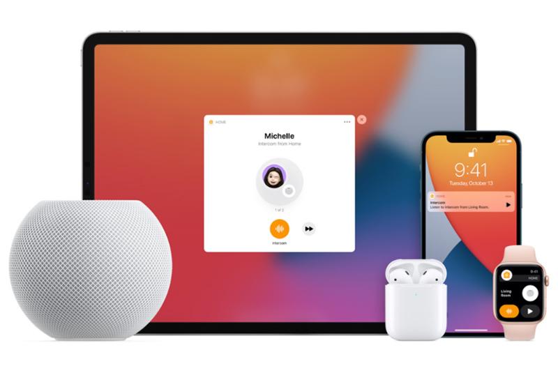 Caixa de Som Inteligente com Siri