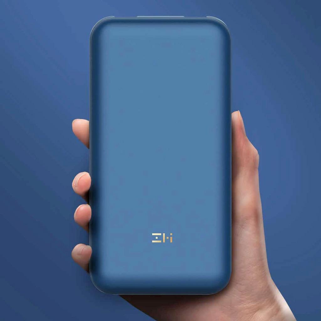 Bateria Externa ZMI PowerPack 20K Pro Backup Battery and Hub 65W Power Bank