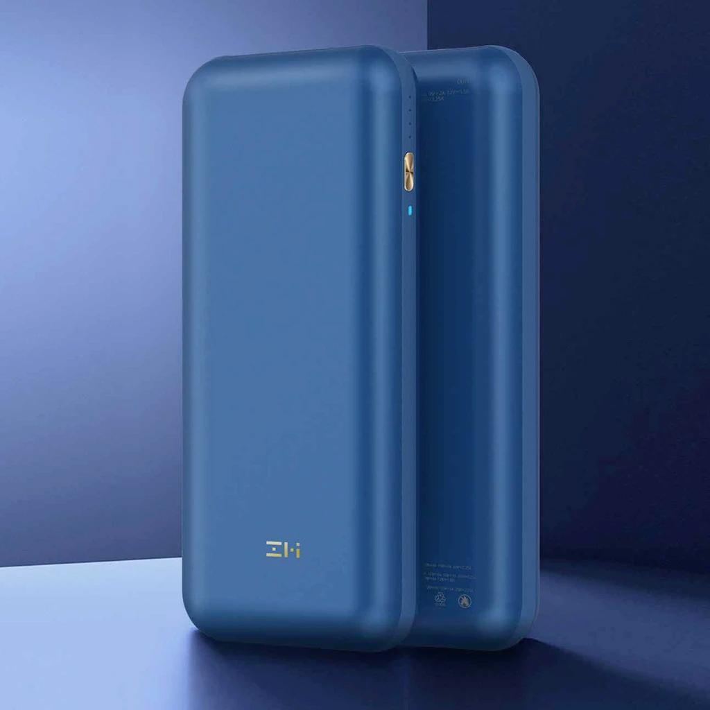 Bateria Externa PowerPack 20K Pro Backup Battery and Hub 65W Power Bank