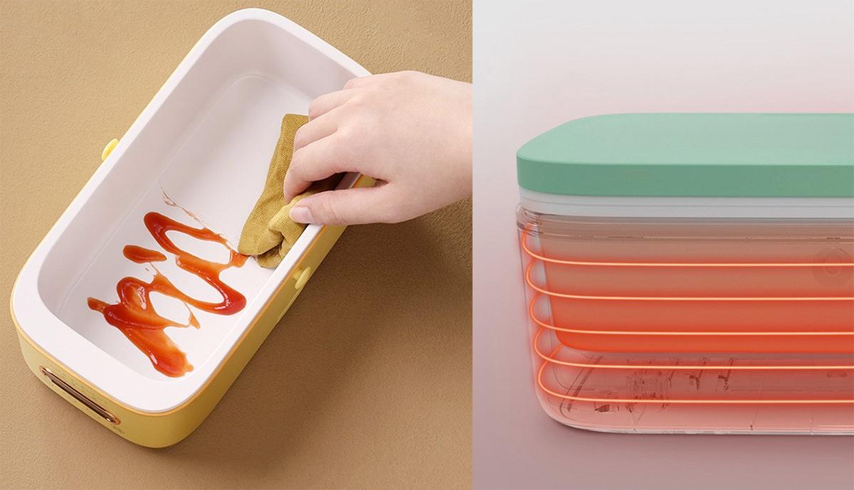Marmita Life Element Electric Lunch Box
