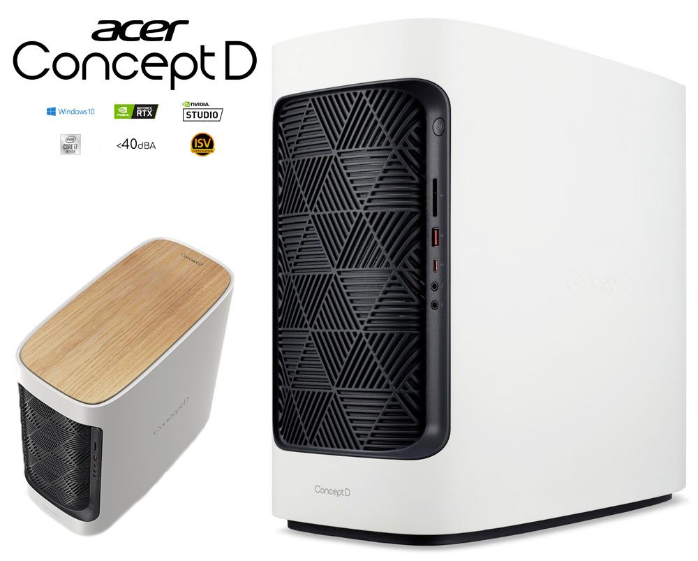 Computador Desktop Acer ConceptD 300
