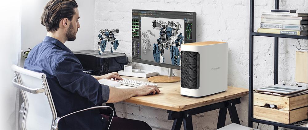 Desktop Acer ConceptD 300