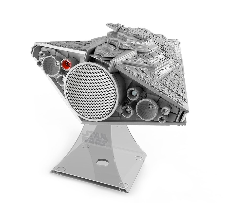 Caixa de Som Bluetooth Star Destroyer Star Wars Speaker