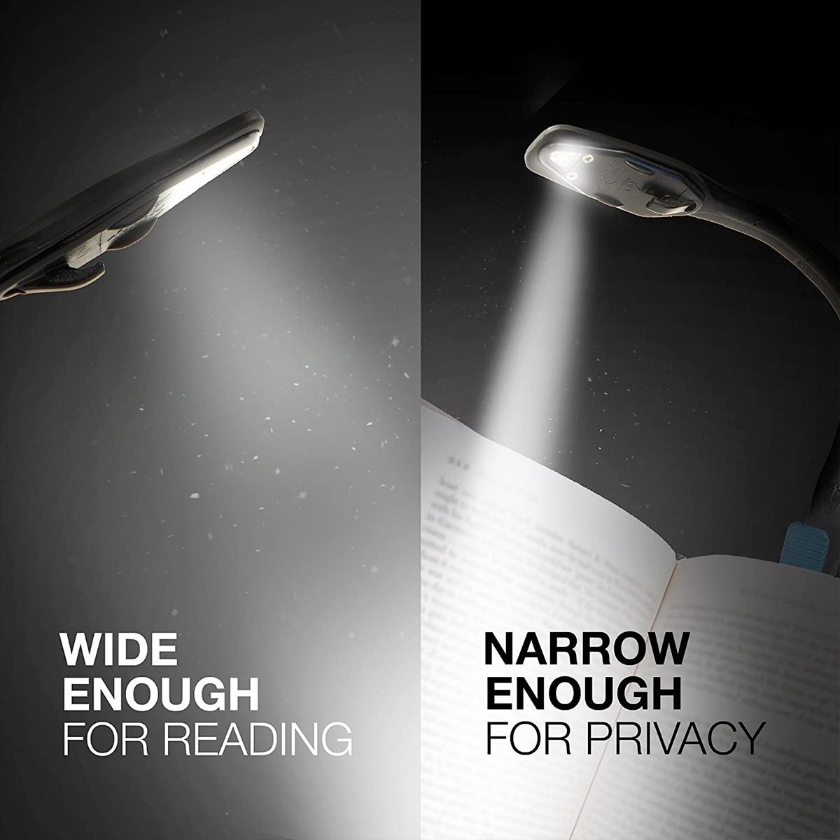 Luminaria Portatil Energizer Clip on Book Light