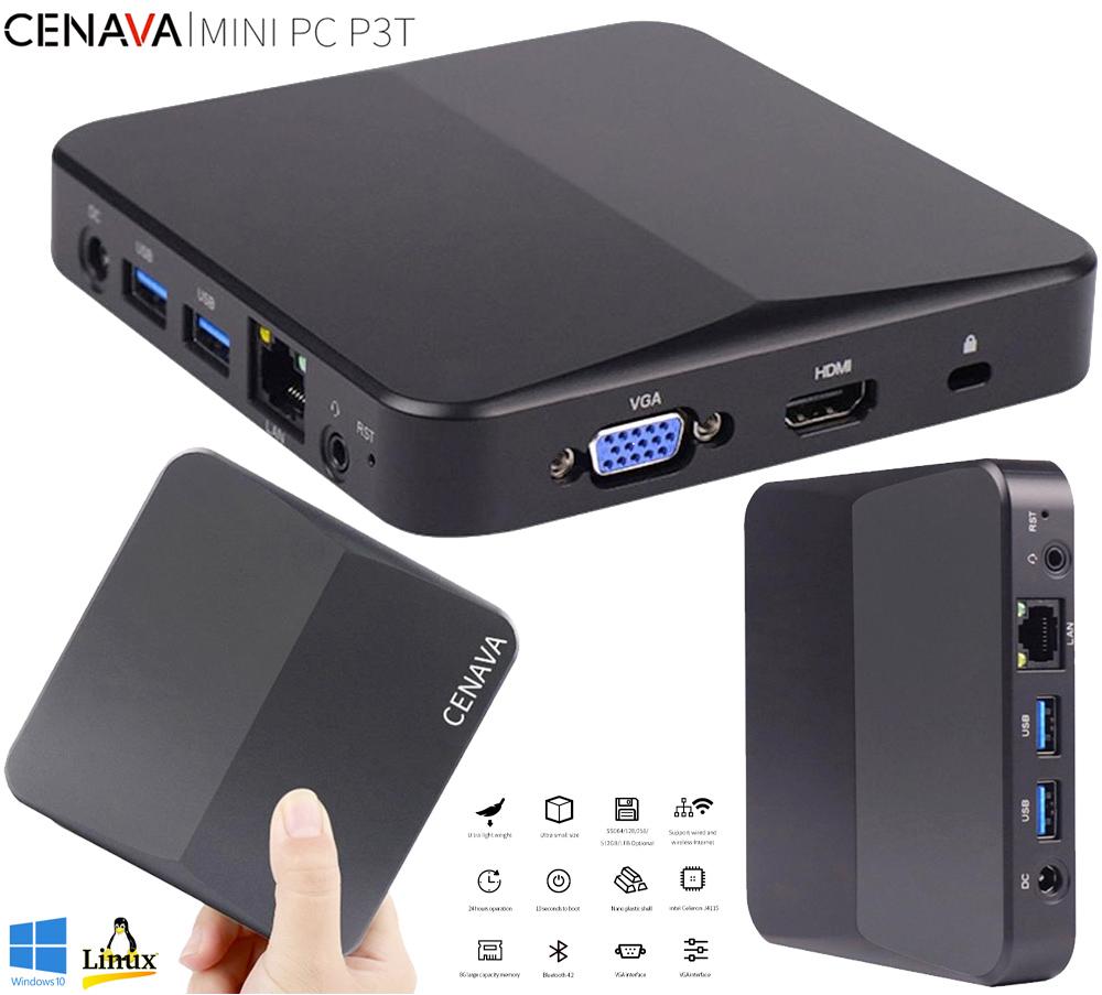 Mini Computador Cenava P3T Mini PC