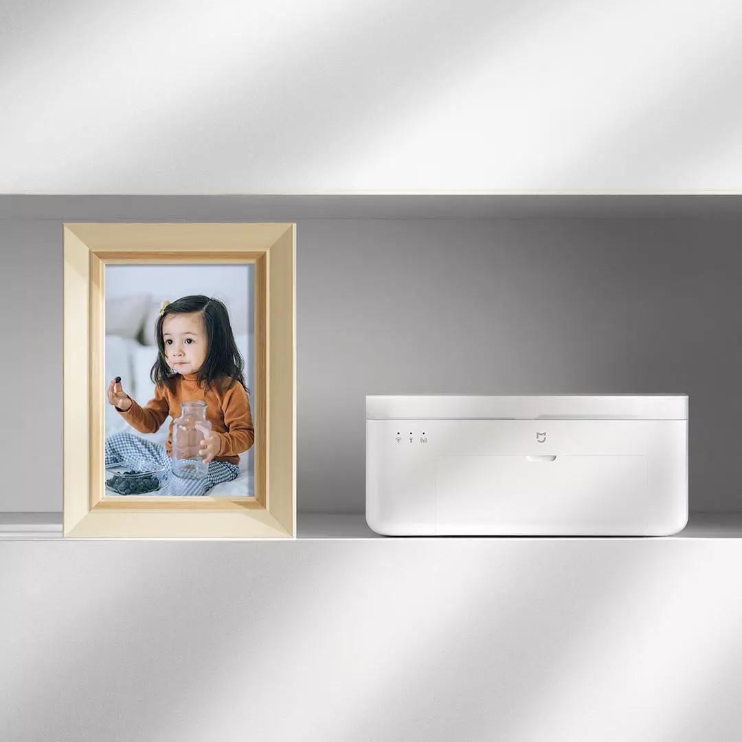 Impressora de Fotos Xiaomi Mijia Photo Printer 1S