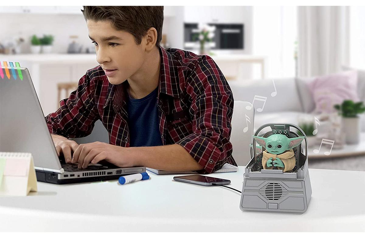 The Child Animatronic Speech and Sounds Speaker