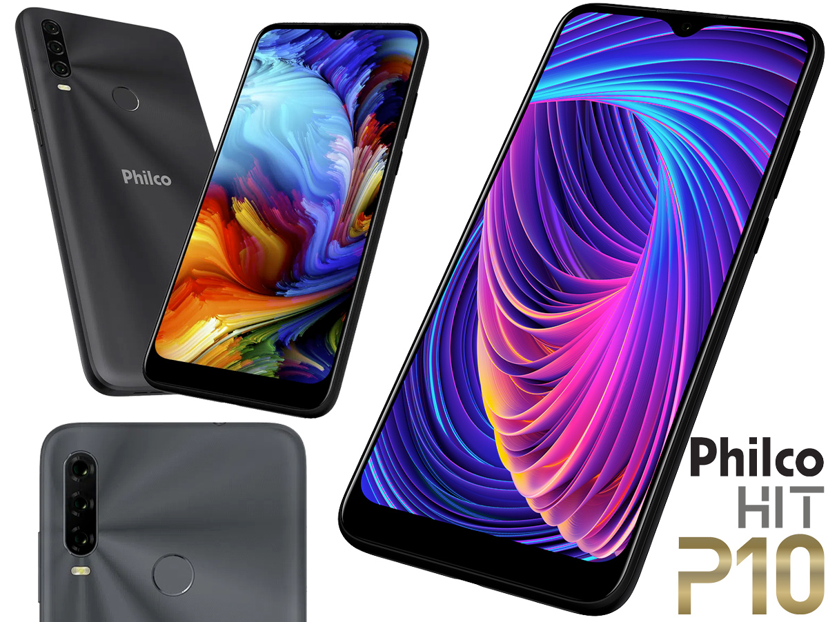 Smartphone Philco HIT P10