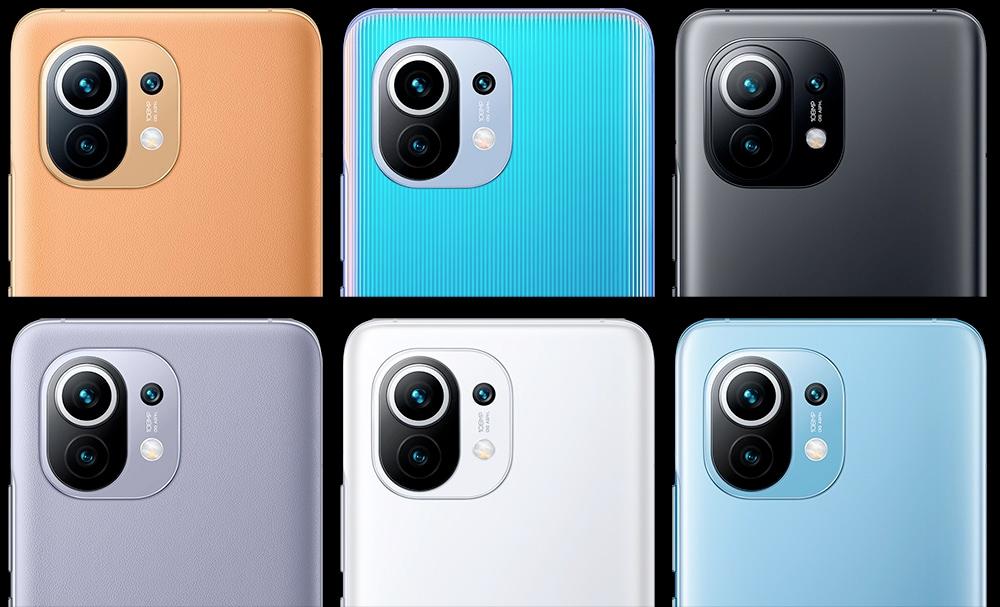 Smartphone Xiaomi Mi 11