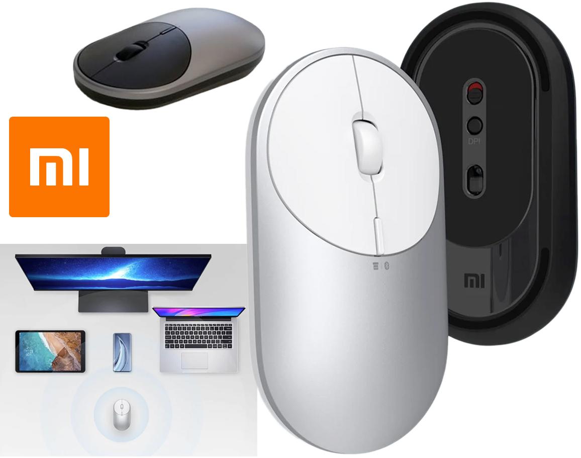 Mi Portable Wireless Mouse 2