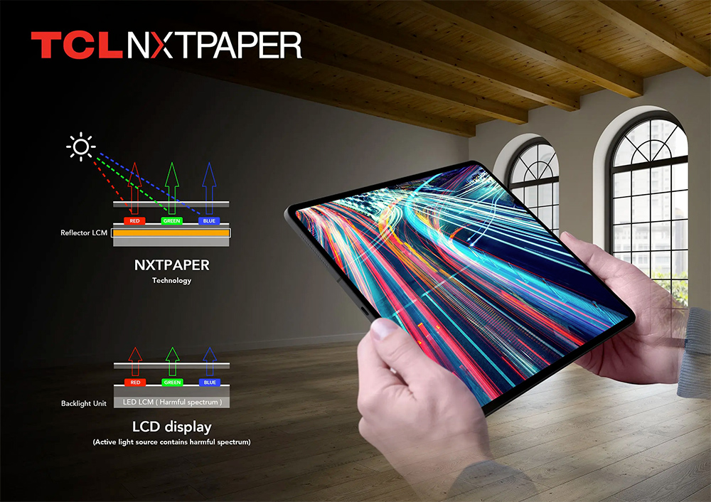 TCL NXTPAPER 8-Inch Tablet