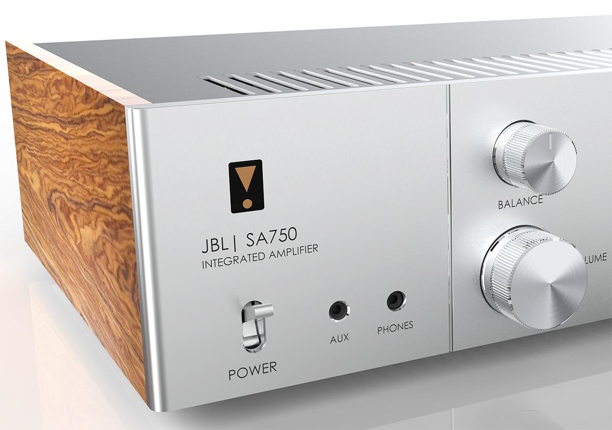 Amplificador JBL SA750 Integrated Amplifier