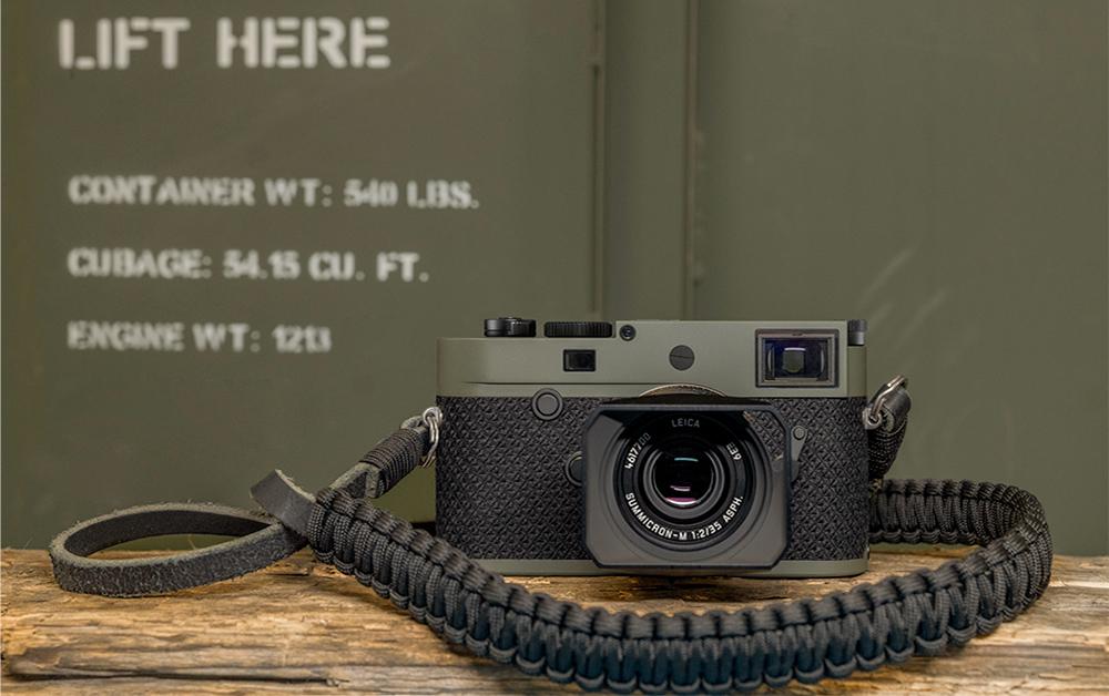 Câmera Fotográfica Leica M10-P Reporter