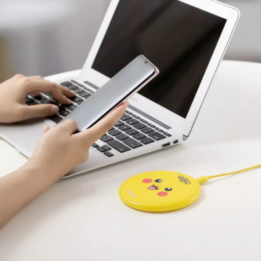 Anker Pokemon Official Pikachu Series Charger Set