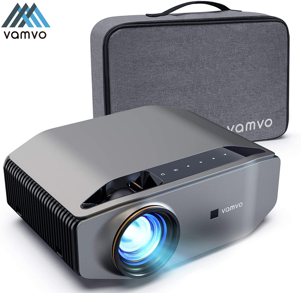 Projetor Vamvo L6200 Full HD Video Projector