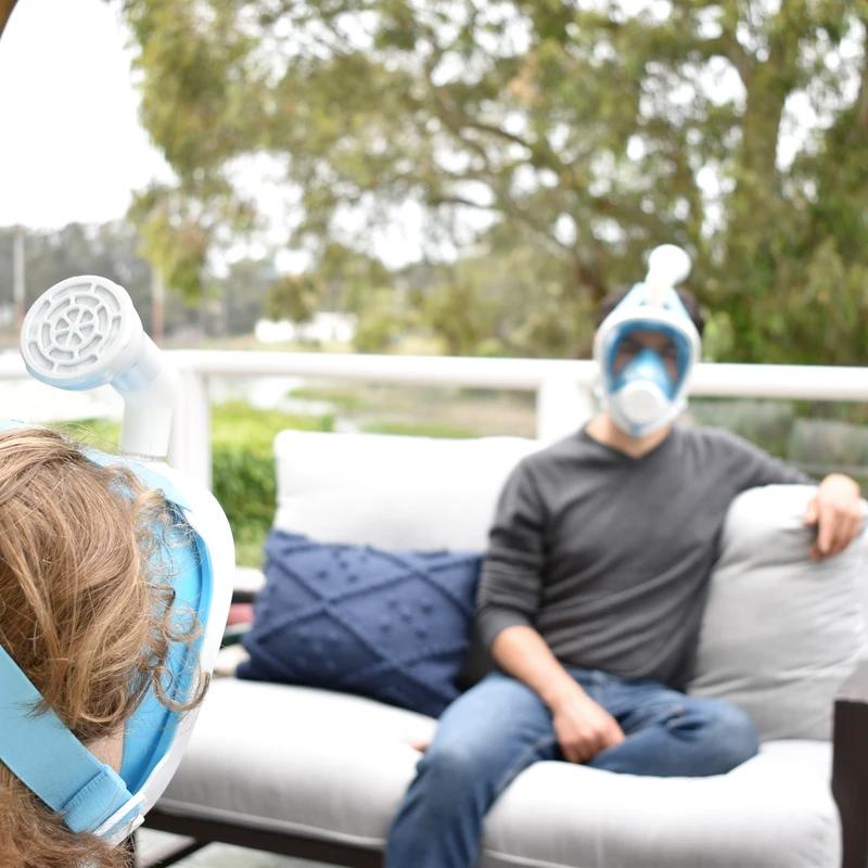 Narwall Mask