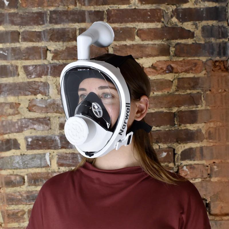 Mascara Facial Narwall Mask