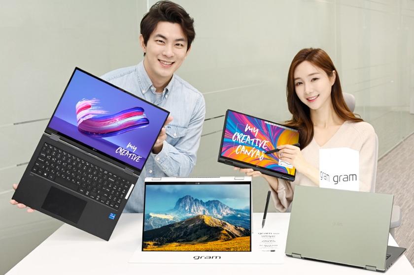 Notebook LG Gram 360