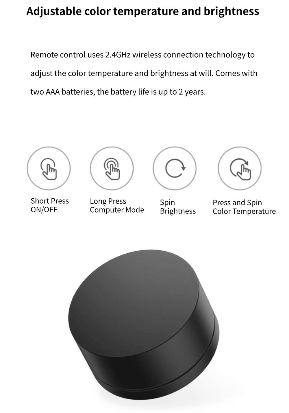 Xiaomi Display Hanging Light