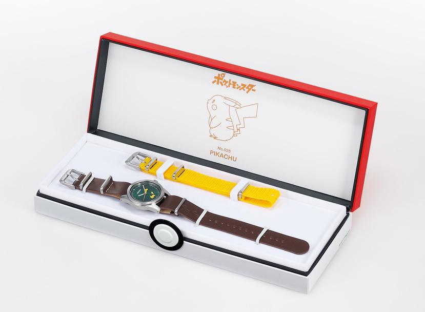 Seiko Pikachu Collection