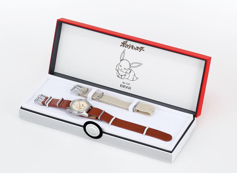 Relogios de Pulso Pokemon Seiko Collection