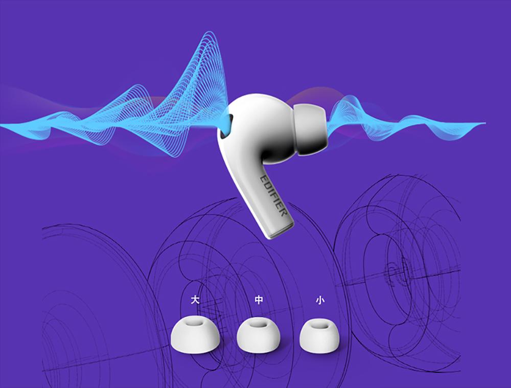 Fones de Ouvido Edifier LolliPods Pro TWS Headphones
